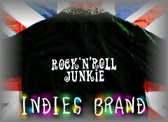 ROCK'N'ROLL JUNKIE 下関市山手町のオリジナルの洋服・雑貨屋さん。オーダーメイド、リメイク、リフォーム、洋服のことならなんでもござれ!
